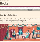 Books of the Year - FT